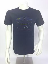 Defender T shirt screen printed Williams arcade video game 1980 cool retro