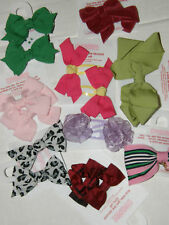Gymboree BOW HAIR CLIP many lines, sizes & colors NWT