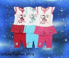 Hello Kitty Set Hose & T-Shirt / Tunika  ♥  NEU