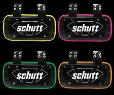 SCHUTT VARSITY BACK PLATE - NEW NEON COLORS - FAST, FREE SHIPPING!