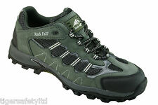 Rock Fall Summit II Grey S1P SRA Composite Toe Cap Safety Trainers Work Shoes