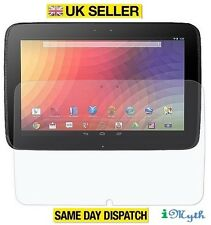Protection Ecran Tablette SAMSUNG GOOGLE NEXUS 10 IMYTH + Chiffon + Carte App.