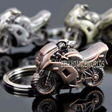 3D MOTORCYCLE BIKE VEHICLE CAR KEYCHAIN KEY FOB CHAIN RING HOLDER CLASSIC GIFT