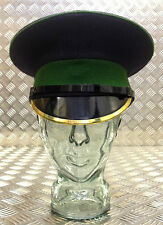Genuine British Army Irish Guards Peaked Hat / Dress Cap - All Sizes