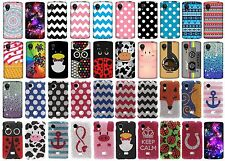 For LG Google Nexus 5 D820 Snap On Protector Rubberized Hard Cover Phone Case