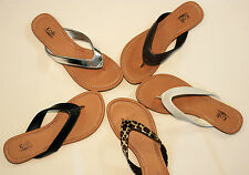 New Women Open Flip Flop Sandals Shoes Size
