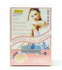 PEARL WHITE EXPRESS SLIM CAPSULES EXTRA FROM JAPAN DETOXIFICATION SLIMMING PILLS