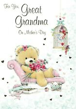cute GREAT-GRANDMA mother's day card - great grandma mothers day cards