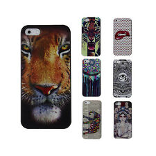 7 Style HOT SALE Durable Cool Print Protector Cases Covers For Apple iPhone 5/5S