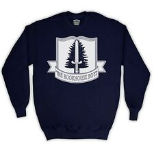 TWIN PEAKS BOOKHOUSE BOYS UNOFFICIAL SWEATER JUMPER PULLOVER ADULTS & KIDS SIZES