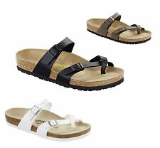 Birkenstock from Germany - Mayari Birko-Flor Sandals - stylish new sandals ! K-B