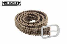 "Paracord Belt - Length: 52"" - Double Weave"