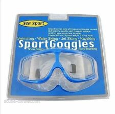 Sport Goggles for Swimming, Water Skiing, Kayaking