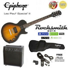 Rocksmith 2014 + Epiphone Les Paul Special II Bundle: Brand New *FREE SHIPPING!*