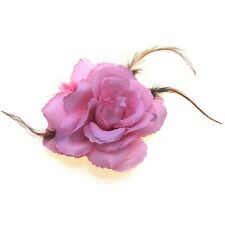 Hair Flower Clip Wedding Accessory Bridal Accessories Ladies Fascinator Corsage