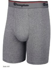 Champion Men's Boxer Brief 3-Pack - Gray Heather