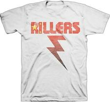 THE KILLERS - Bolt - T SHIRT S-M-L-XL-2XL Brand New - Official T Shirt