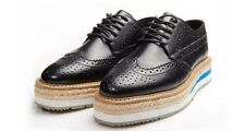 NEW Men's Patent Leather Lace Up Platform Brogue Shoes Creeper Sneakers US 6-10