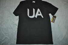 Under Armour Mens UA Tatical Belt Fed T-Shirt 1236654 001 Cotton Charged NWT