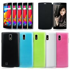 "New 3G 5.5"" GPS 2Core 4GB Android 4.4 Smart Cell Phone 2 SIM Unlocked AT&T Net10"