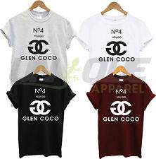 NO 4 YOU GO GLEN COCO T SHIRT SWAG TOP TUMBLR TEE TSHIRT DOPE FRESH WASTED GIFT