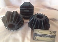 Rugged Rubber Mace Heads for SCA Armored Rattan Combat - Medieval LARP Wholesale