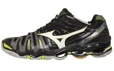 Mizuno Wave Tornado 8 Womens Black White Volleyball Shoes 430153.9000 NEW