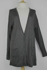 ex FCUK / French Connection Boy Friend Long Sleeve Jersey Cardigan Lt Weight