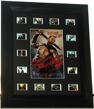 300: RISE OF AN EMPIRE  FILM CELL MOUNT FRAMED  ACTION ADVENTURE, Action/History