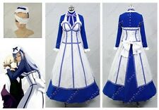 Hot Anime Black Butler II 2 Hannah Annafellows Dress Cosplay Costumes