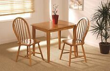 Cherwell Solid Wood Honey Finish Dining Table