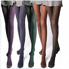 10 Color New Sexy Women Girl PANTYHOSE Stretch Stockings Leggings Tights Free