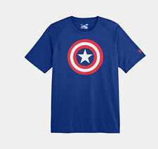 Under Armour  Men's Alter Ego Captain America Tee Shirt New