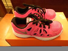 New Girl  Nike  Kids Fusion Run 2 (PS)Athletic Shoes Size 10.5C-6Y.