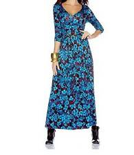 Women's Cruise Vacation  evening party cocktail maxi dress stretch plus XL1X 2XP