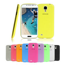 0.3mm Thin Translucent Clear Matte Case Cover Skin fr Samsung Galaxy S4 IV i9500