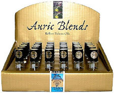 4 Pack Wholesale Auric Blends Natural Roll On Perfume Oil - You Pick the Scent!