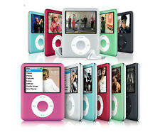 "6 Colors 8GB 2""LCD Screen MP3 MP4 Multimedia music Video Player Music Radio FM D"