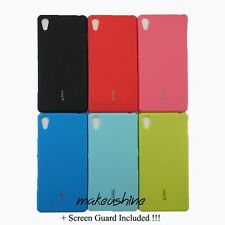 Soft Case Cover for Sony Xperia Z2 Experia + Screen Guard inclueded