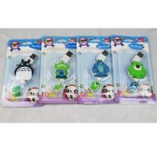 Retractable Cartoon Monster USB Data Sync Charger Cable for iPod iPhone 5 5G 5S