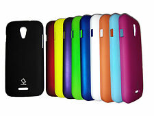 MICROMAX A114 CANVAS 2.2  HARD BACK COVER / BACK CASE SHELL  RUBBERISED-TOUCH