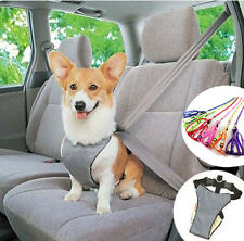 Pet Dog Puppy Cat Adjustable Safe Safety Seat Belt Car Harness S M L size