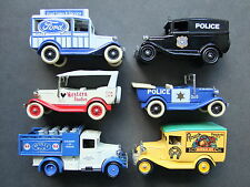 Lledo Days Gone DG7/13/20/37 Ford Model A - various styles & liveries available