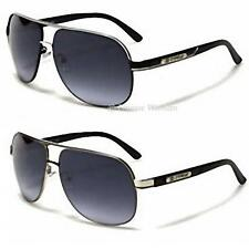 D.G  AVIATOR  MENS & WOMENS  LADIES BLACK SUNGLASSES  NEW UV400 DG852