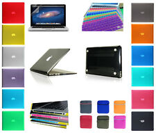 "Crystal See Through Hard Case Cover/Accessories For Macbook Air 13.3"" A1466/1369"