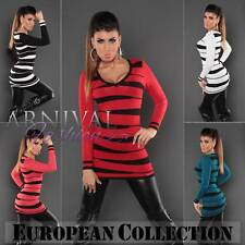 NEW SEXY LADIES JUMPER DRESS size 6 8 10 12 CASUAL SWEATERS WOMENS CLOTHES S M L