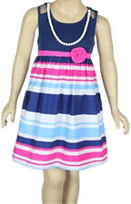 NWT  GIRL DRESS SUMMER CLOTHES FANCY  SIZES 4, 5, 6, 6X