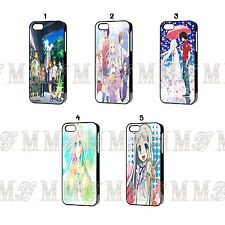 Anime Anohana Menma for Iphone 4 4s / 5 5s Samsung GALAXY S3 S4 Note2 Case Cover