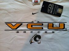 VCU T-Shirt, VCU Nike SOCCER T-Shirts, SSleeve or LSleeve, NEW with Tags