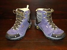 Womens Ahnu Montara Astral Aura Mid Height Light Weight Waterproof Hiking Boots